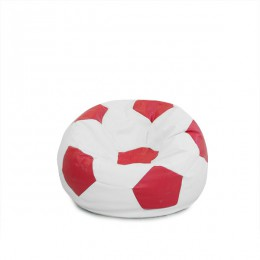 Fussball Weiss, Rot