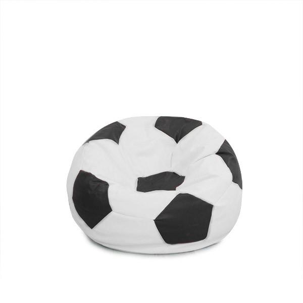 Fussball Weiss, Schwarz