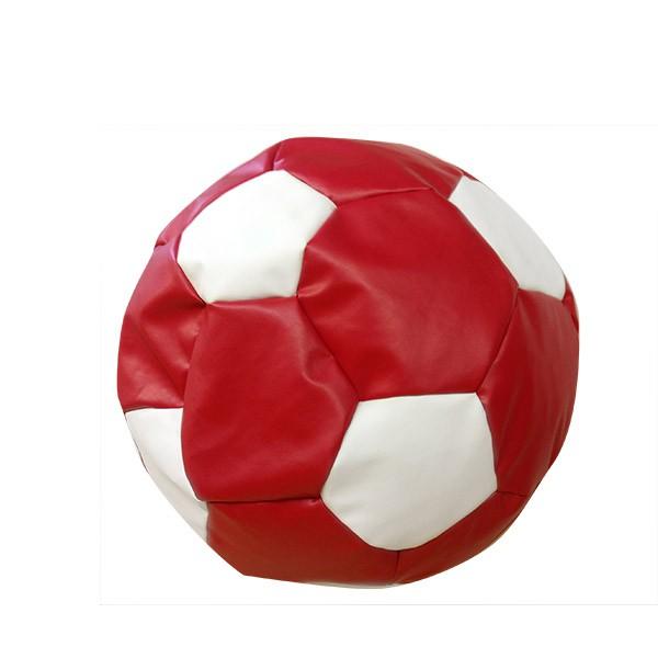 Fussball Rot, Weiss